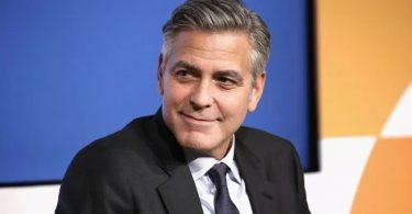 George Clooney's Hairstyles
