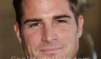 George Eads Ivy League Hairstyle