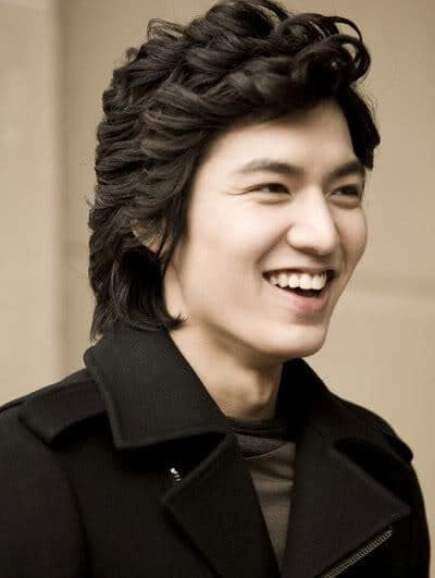 Korean men Hairstyles