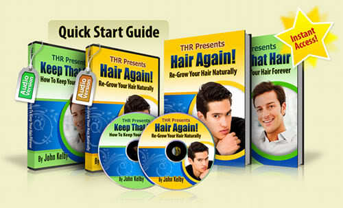 Hair Again! Package