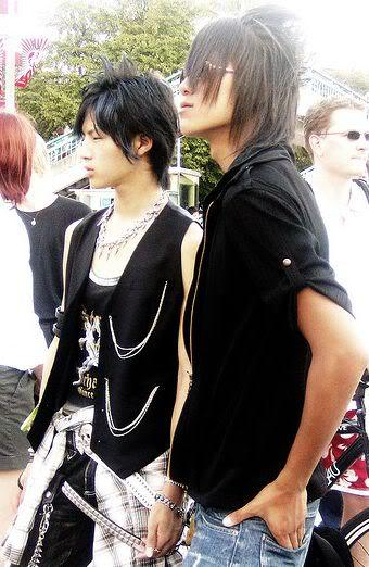 Harajuku Male Fashion Amp Hair Styles Cool Men S Hair