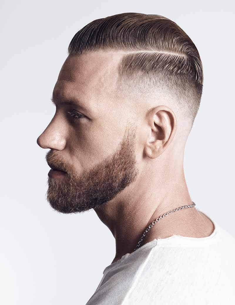 hair cutting style male 50 prevailing comb fade haircuts for 2019 6084 | Hard Part 04