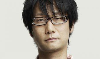 Hideo Kojima Hairstyle