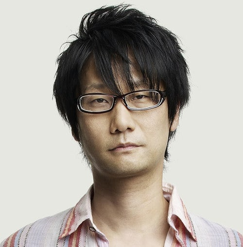 Hideo Kojima Hairstyle Cool Men S Hair
