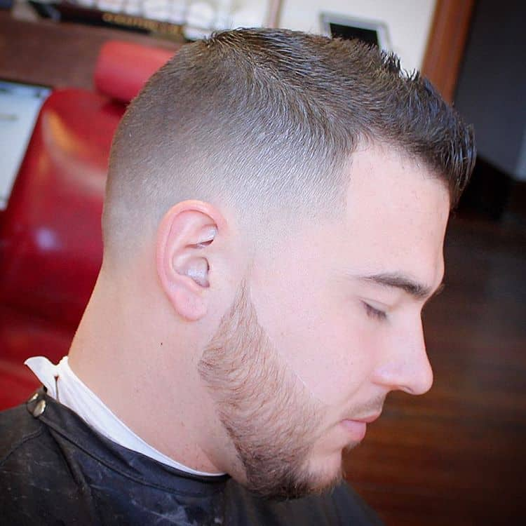 50 Best Crew Cut Hairstyles Of All Time October 2018