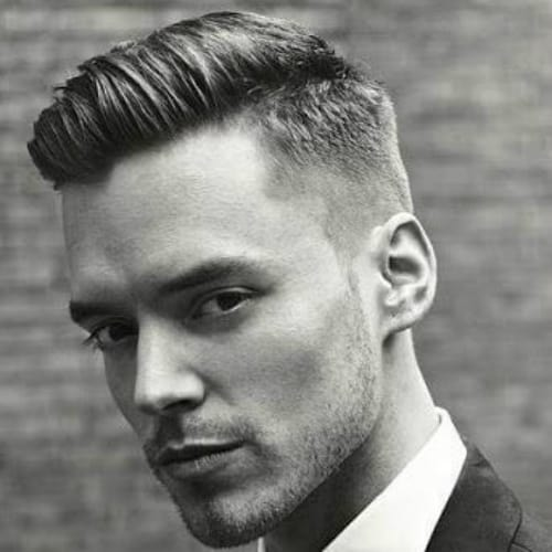 50 Best Crew Cut Hairstyles Of All Time March 2019