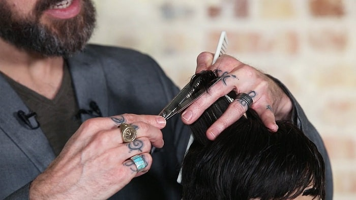 How to Thin Out Thick Hair for Men