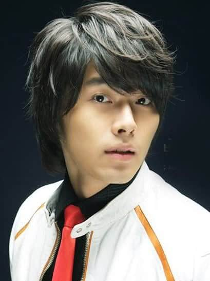 Hyun Bin Masculine Korean Hairstyles Cool Men S Hair