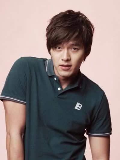 Hyun Bin hairstyle image