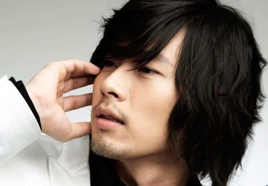 Hyun Bin Korean Hairstyle