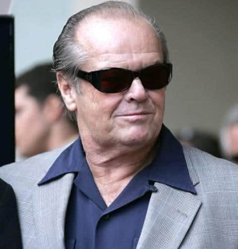 Pic of Jack Nicholson hairstyle.