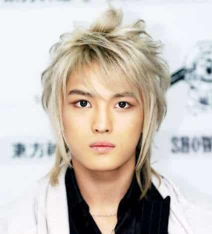 Kim Jae Joong Hairstyles