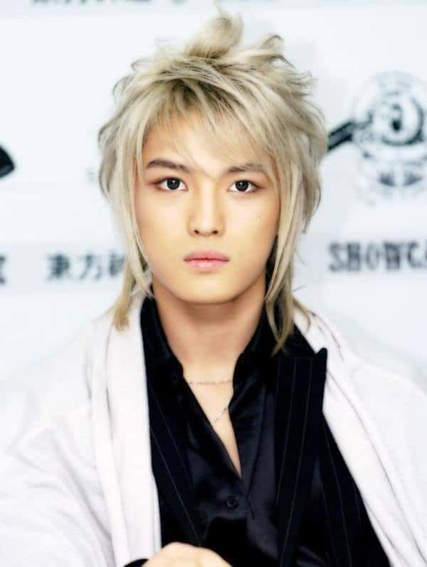 Kim Jae Joong Hairstyles Cool Men S Hair