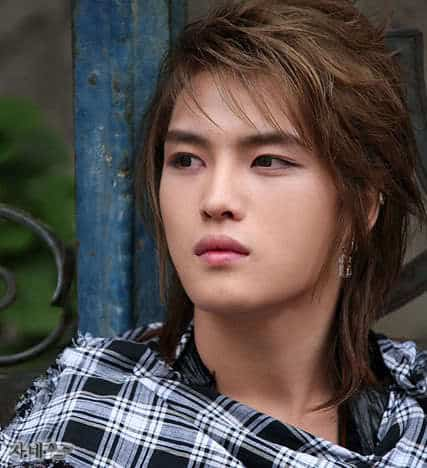 Kim Jae Joong Hairstyle