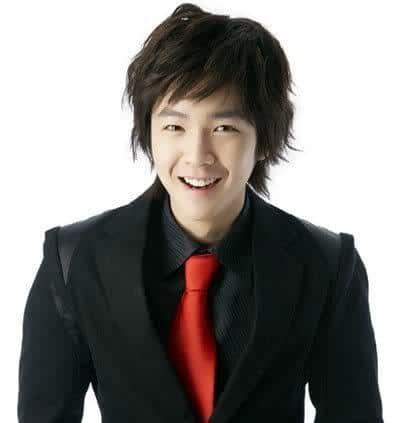 Pictures of Jang Geun Suk Hairstyles.