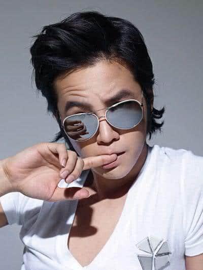 Jang Geun Suk hairstyle