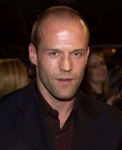 image of Jason Statham buzz haircut