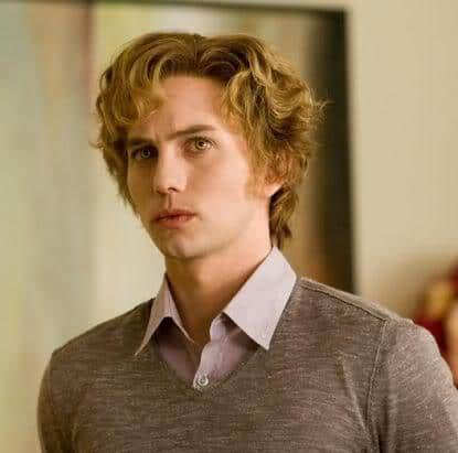 Jasper Hale New Moon hairstyles