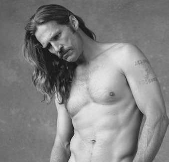Image of Jeff Bridges with long hair.