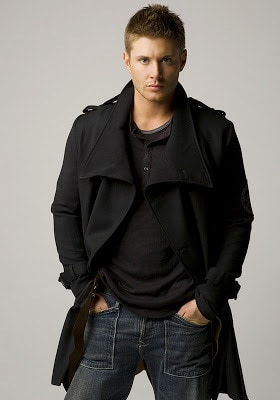 Jensen Ackles' style