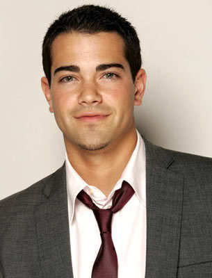 Jesse Metcalfe celebrity hairstyle