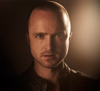 Picture of Jesse Pinkman hair.