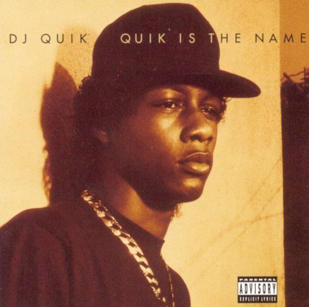 DJ Quik's jheri curls