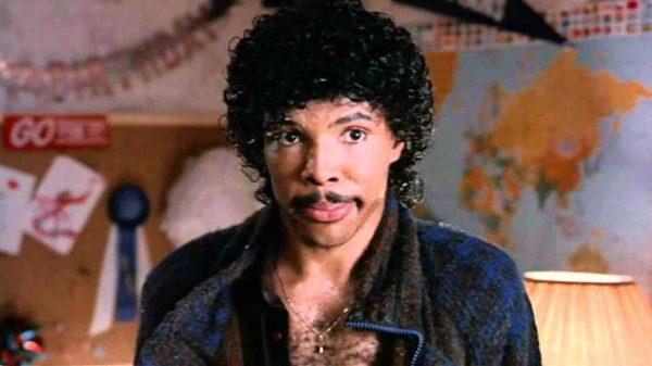 Eriq La Salle's jheri curls