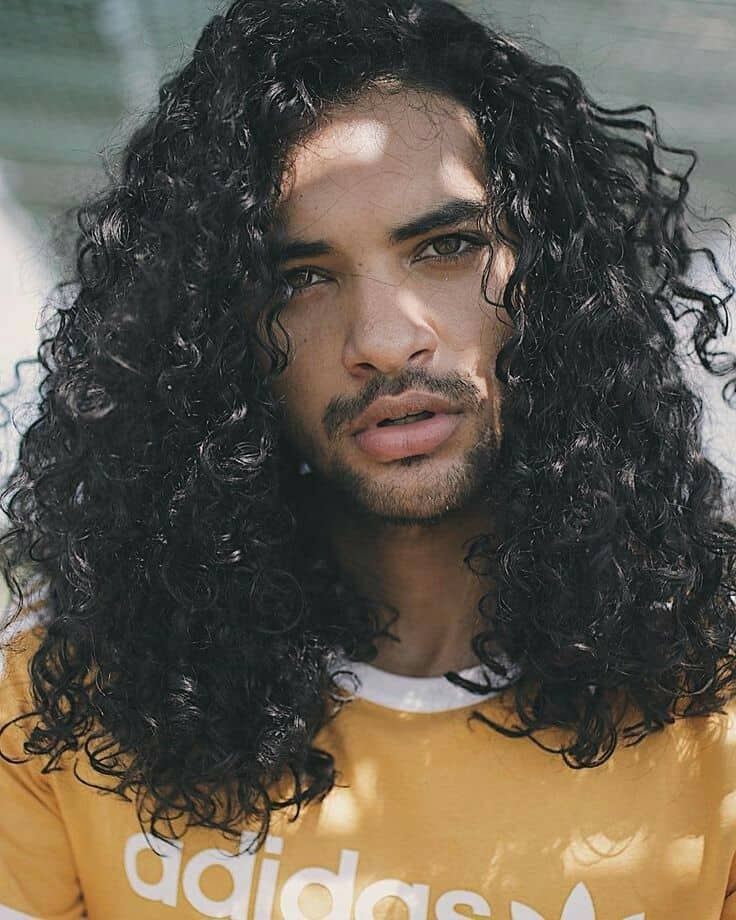 20 Most Popular Jheri Curl Styles For Men Cool Men S Hair