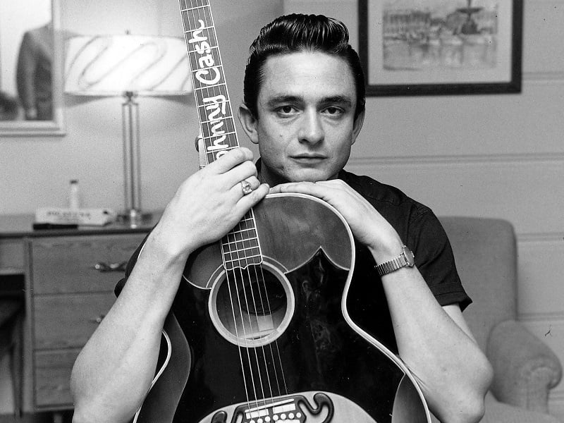 johnny cash hairstyles
