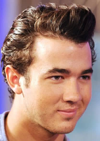 Kevin Jonas Hairstyles Cool Men S Hair