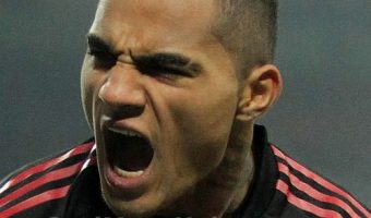 Kevin-Prince Boateng Short Mohawk Hair Style