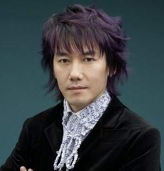 Picture of Kim Jang-hoon hair style for Korean men.