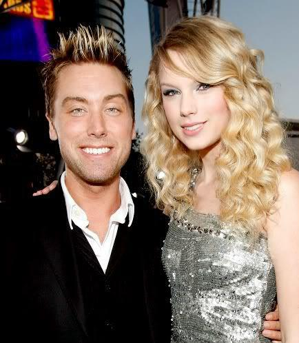 Picture of Lance Bass hair.