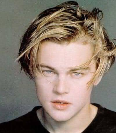 Leonardo Dicaprio Hairstyles Throughout The Years Cool Mens Hair