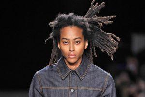 Long Braided Hair for Black Men