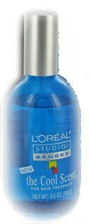Image of L'oreal Studio Senses Hair Refreshener Spray.