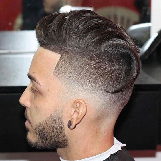 Bald Fade Haircut Styles 84