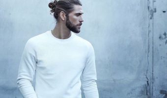 20 Man Bun Haircuts for the Stylish Guys