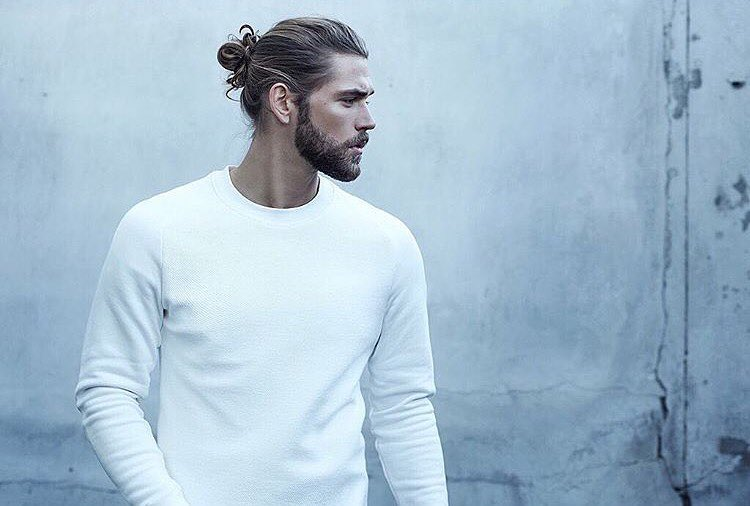 Black Man Bun 20 Hairstyles To Get Inspiration Cool Mens Hair