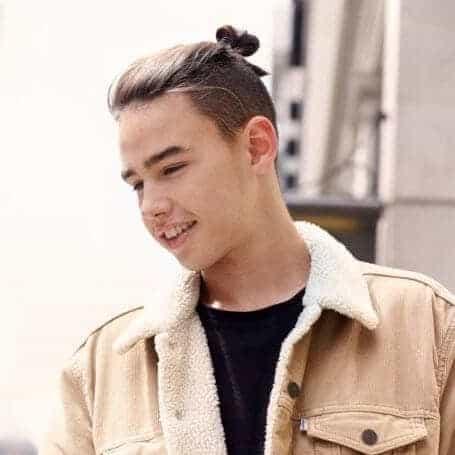 15 Unique Man Bun Hairstyles For Asian Men 2019