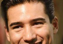 Mario Lopez Hairstyle