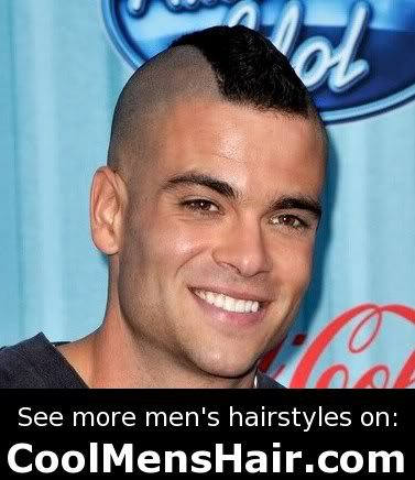 Pictures of Mark Salling hairstyles.