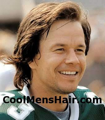 Picture of Mark Wahlberg Invicible hairstyle