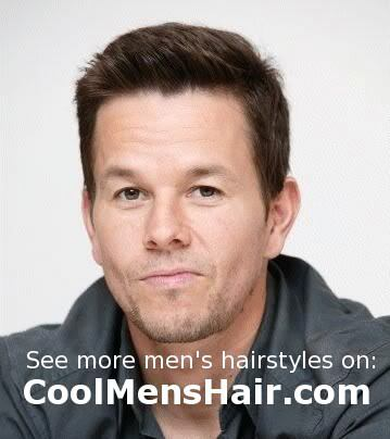 Image of Mark Wahlberg with slight beard