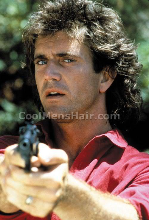 Martin Riggs hairstyle pic.