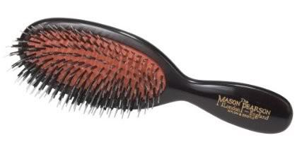 Photo of Mason Pearson Pocket Mixture Bristle/nylon Mix Hair Brush.