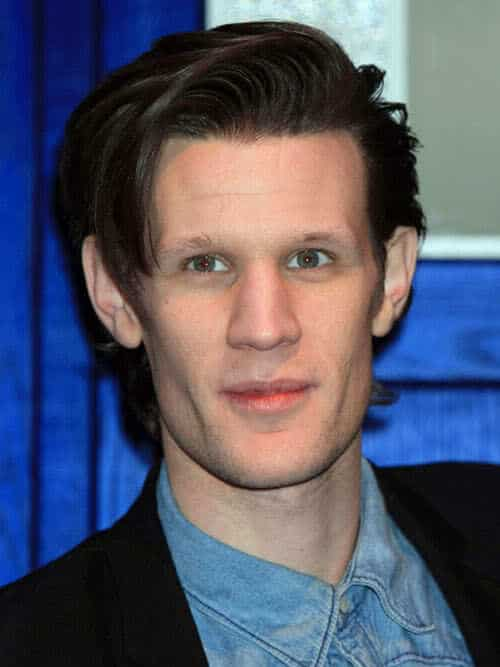 Photo of Matthew Robert Smith hairstyle.