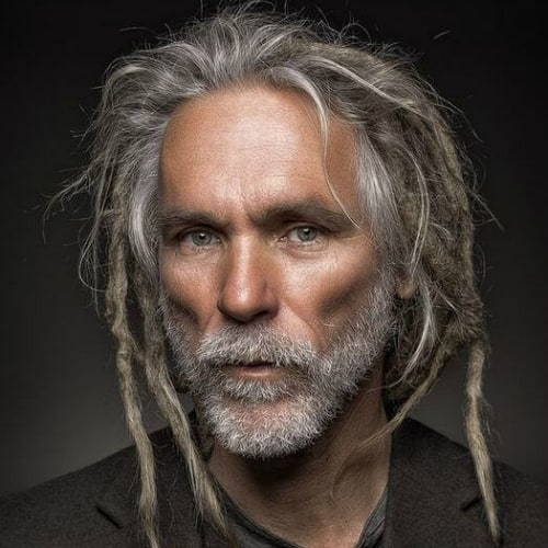 20+ Classy Older Men Hairstyles to Rejuvenate Youth [2019]