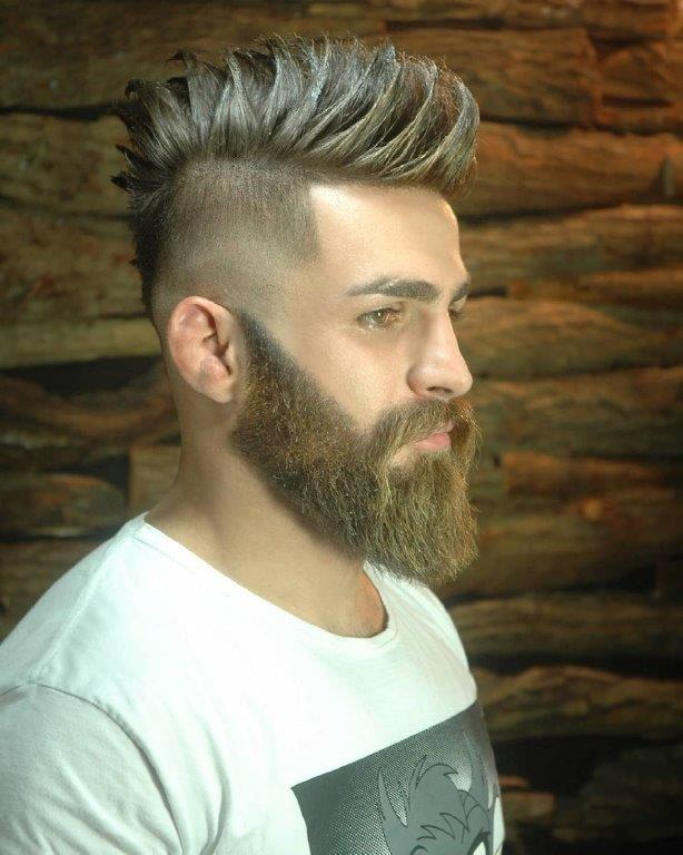 21 Classic Medium Hairstyles For Men With Thick Hair Cool